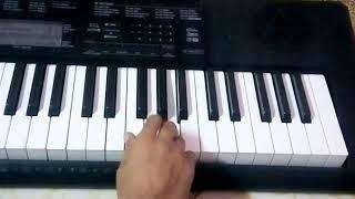 Shuk karta dukh harta ganpati special aarti piano by nikhil