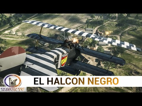 Battlefield 1 El Halcón Negro y