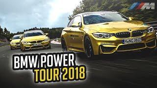 ¡Estos 🍑 traen la ///M de Miércoles De Autos! BMW M Power Tour || Ganque