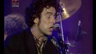 Flaca -Andrés Calamaro- En vivo Concierto Básico, Madrid 1999.