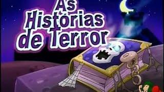 Chaves em Desenho Animado - As histórias de terror (2ª temporada)