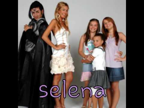 Selena kamera arkası görüntüleri