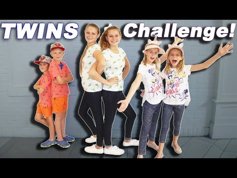Who Is the BETTER TWIN BEST Twin VS Twin Challenge
