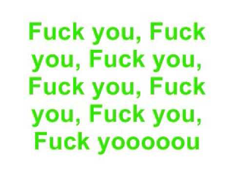 Fuck You - Lily Allen (Lyrics)