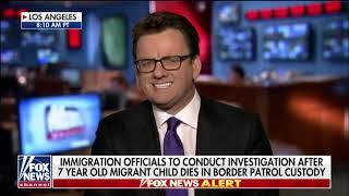 7 year old migrant child dies in Border Patrol custody Fox News