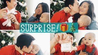 PREGNANCY ANNOUNCEMENT! 😱 | Surprise-in Suami Tercintaaa!🎁