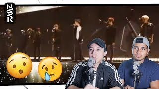 GUYS REACT TO  iKON 'Just Go (Japanese Version)' LIVE