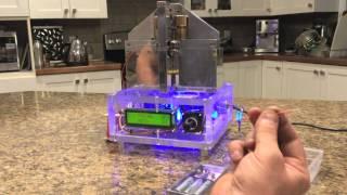 Automatic breadboard jumper making machine