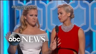 Golden Globes 2016: Biggest Winners and Best Moments