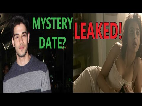 Sooraj Pancholi Caught On A Mystery Date | Radhika Apte's Nude Scenes In News Again & More