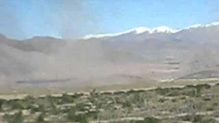 Firefight Chak Valley, Wardak-Afghanistan