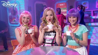 Liv and Maddie - Froyo Yolo Song - Official Disney Channel UK HD