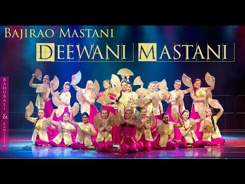 Deewani Mastani, Nagada Sangh Dhol and Bahubali Dance Indian Dance Festival