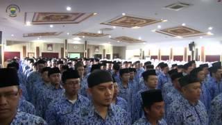 151203 Pengambilan Sumpah Janji Pegawai Negeri Sipil Pemkot Bandung 2015