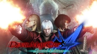 Devil May Cry 4 SE Trailer 2