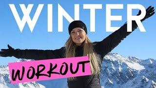 Winter Workout Motivation Special   Fett verbrennen mit#DeineChemie