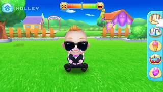 Baby Boss - Take Care of Naughty Baby - Dress Up, Doctor & Bath Time - Tabtale Care Games for Kids