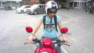 How to Drive an Automatic Scooter for the First Time