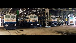 DIESEL LOCOMOTIVE WORKS (DLW) : A TRIP INSIDE THE MARVELLOUS LOCOMOTIVE PRODUCTION PLANT