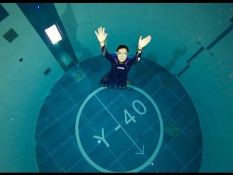 Y 40 Kolam Renang Terdalam di Dunia