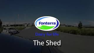 Fonterra - The Shed - 360 Video Site Tour
