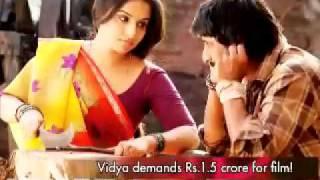 Vidya Balan out of 'Dhamal 2'