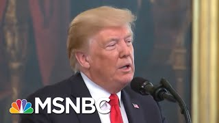 Paul Butler: Turns Out The President Donald Trump Doesn't Have Any Real Friends | AM Joy | MSNBC
