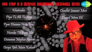 images Non Stop R D Burman Bollywood Khatooba Remix Songs Volume 1 Audio Jukebox