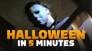 The Halloween Story in 5 Minutes