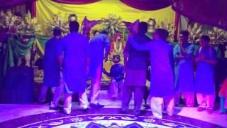 Best Mehndi Dance Groom..