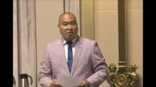 Jon Reyes May 30, 2017 Members Statement