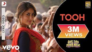 Tooh Lyric  Kareena Kapoor Imran Khan  Gori Tere Pyaar Mein