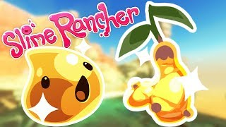 Finding The Extremely Rare Gilded Ginger! - Let's Play Slime Rancher Gameplay