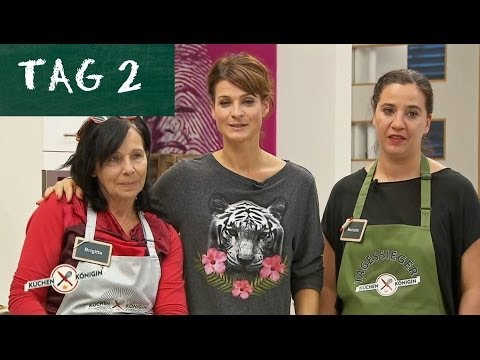 Marcella vs. Brigitte die Entscheidung | Küchenkönigin Folge 17