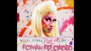 Nicki Minaj - Whip It (instrumental remake) & Lyrics