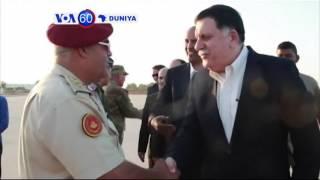 VOA60 AFIRKA: LIBYA Sojoji Suna Cigaba da Arrangama da Kungiyar Daesh (ISIS) Wajen Kwato Garin Sirte