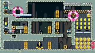 [Super Mario Maker] Enter Enigma: Reload