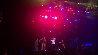 Flo Rida performs - Hola by Maluma Live