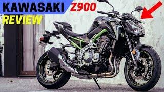 2017 Kawasaki Z900 First Look Review - MotorcycleNews