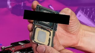 Delidding a $1000 CPU - Worth the RISK??