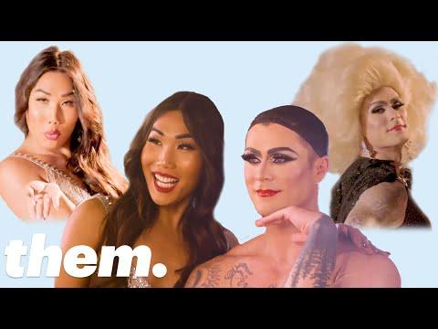 Xxx Mp4 Gia Gunn Gives Kyle Krieger A Drag Makeover Drag Me Them 3gp Sex