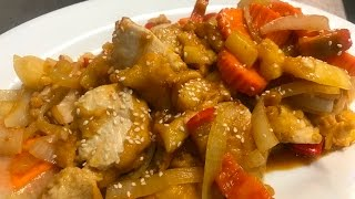 How To Make Chinese Sweet & Sour Pork