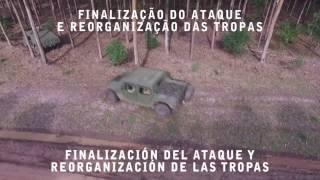 BR -AR Operação Guarani 2016 Completo