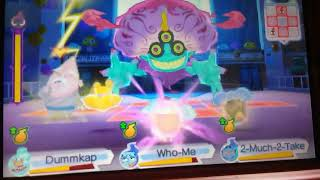 All Mysterious Tribe Soultimates in Yokai Watch 3 Part 2
