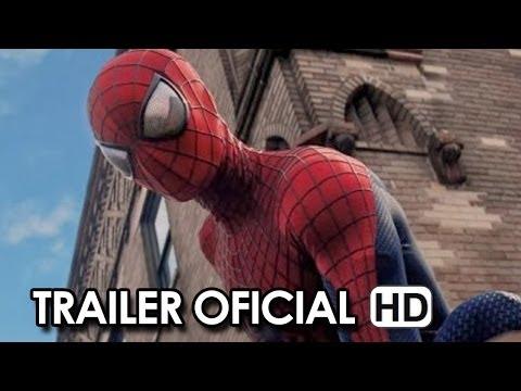 O Espetacular Homem Aranha 2 A Ameaça de Electro Trailer Oficial Dublado 2014 HD