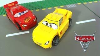 LEGO Cars 3 Cruz Ramirez Race Simulator: Stop Motion and Speed Build