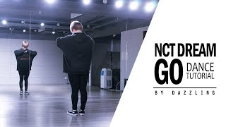 NCT DREAM(엔시티 드림) _ GO Dance Tutorial by DAZZLING from Taiwan