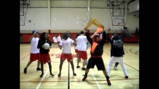 Harlem Shake (Bellaire HS Gym Style)