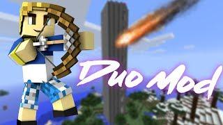 Minecraft Duo Mod - METEOR YAĞMURU - Bölüm 4