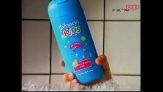 Advert - Johnsson's Kids Bubble Bath - 1995